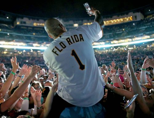 "FLO RIDA BRINGS HIP-HOP TO PIRATES ""FAN JAM"""