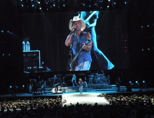 "KENNY CHESNEY ""TRIP AROUND THE SUN"" TOUR PACKS CHASE FIELD"