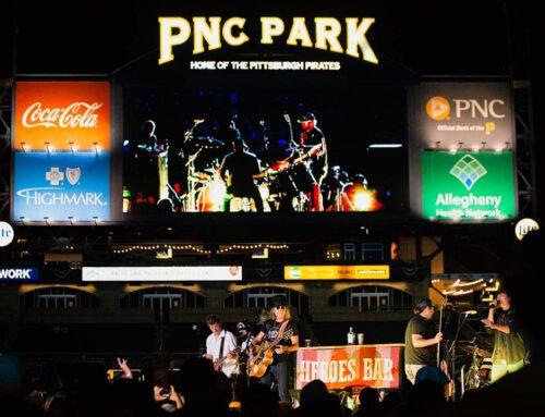 PNC Park July 2021